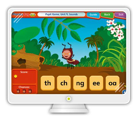 bed bugs game what is phonics bug