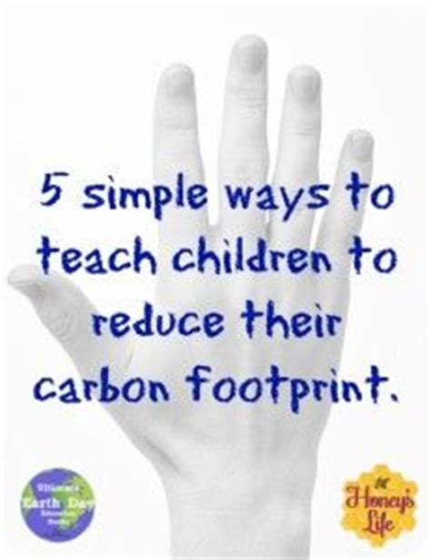 7 Ways To Cut Your Carbon Emissions by 1000 Ideas About Carbon Footprint On