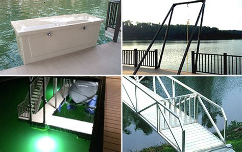 boat dock accessories flotation systems boat dock accessories link flotation