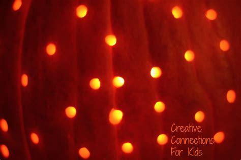 pumpkin lights pumpkin light