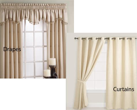 Drapes Or Curtains Difference 28 Images The Difference