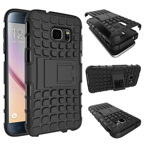 Samsung Galaxy A3 Rugged Shockproof Armor Hybrid C Murah 1 kickstand shockproof hybrid rugged cover for samsung