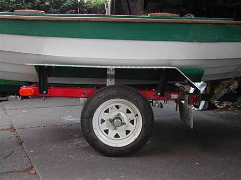 harbor freight boat trailer bunks homemade boat trailer fenders homemade ftempo