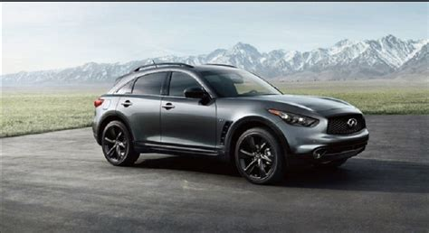 Infiniti Qx70 2020 Price by 2020 Infiniti Qx70 Limited Redesign Release Date Specs