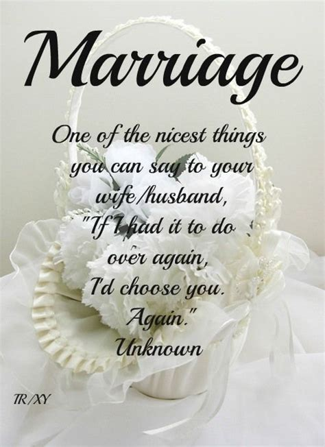 Wedding Thoughts by Marriage One Of The Nicest Things You Can Say To Your