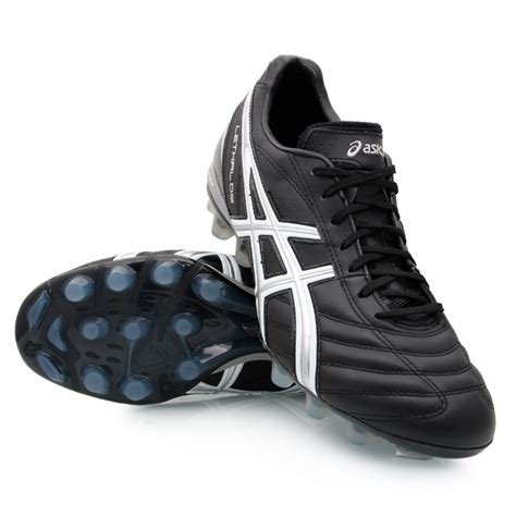 asics lethal ds 3 it mens football boots black white