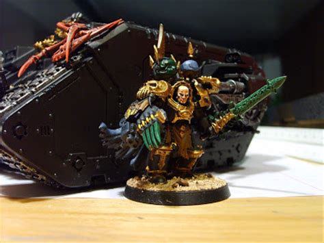 the anointed the black legion