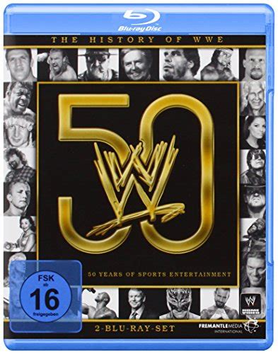 the history of the wwe 50 years of sports entertainment pre the history of wwe 50 years of sports entertainment