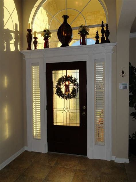 foyer window curtains 17 best ideas about sidelight curtains on pinterest