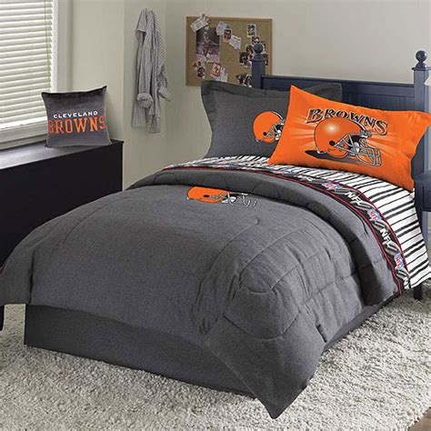 denim comforter twin cleveland browns nfl team denim twin comforter sheet set