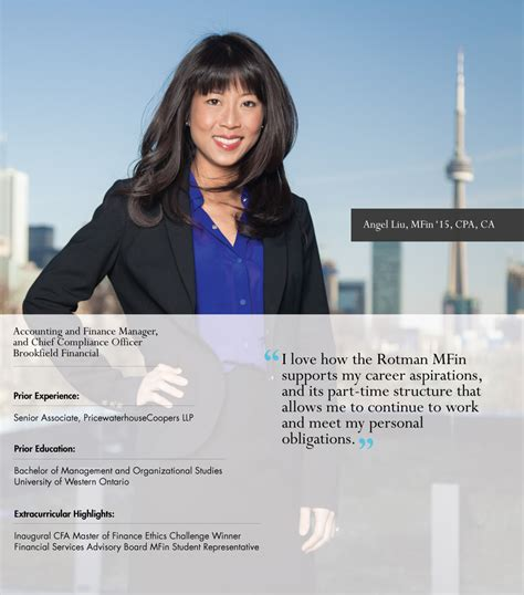 Rotman Mba Admission Rate by In Finance Rotman School Of Management