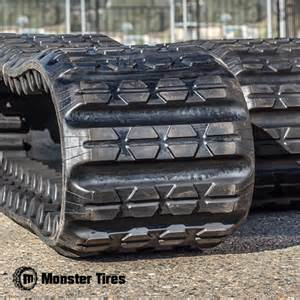 Excavator Truck Tires Bobcat T550 T590 Skid Steer Tracks T550 Ctl Tracks