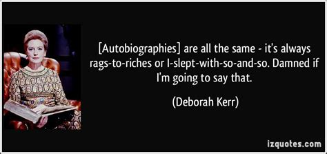 Rags Rather Than Riches Kenzies Rags To Riches Tote Is On Sale by Autobiographies Are All The Same It S Always Rags To