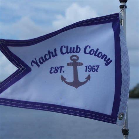 yacht colony yacht club colony home facebook