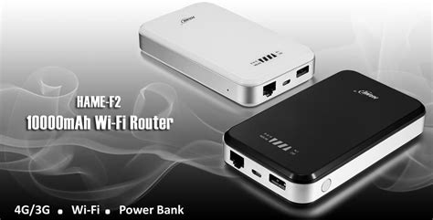 power bank 3g wifi router new 10000 mah hame f2 power bank wit end 2 9 2018 12 20 pm