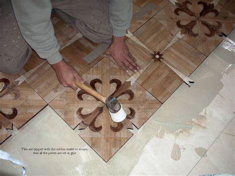 How To Install Parquet Flooring by Parquet Flooring Installation