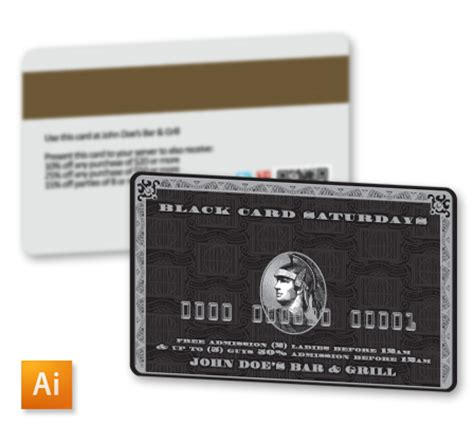Credit Card Template Amex Top 10 Free Business Card Design Templates Of 2014