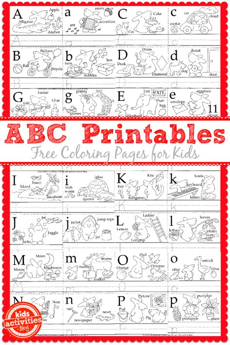 printable alphabet games for toddlers learn to write the abc s with free kids printables kid