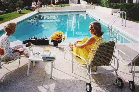 poolside with slim aarons 0810994070 slim aarons 1916 2006 poolside gossip 1970 catawiki
