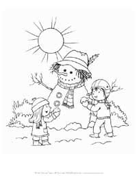 winter coloring pages middle school winter art activities for school agers kids crafts