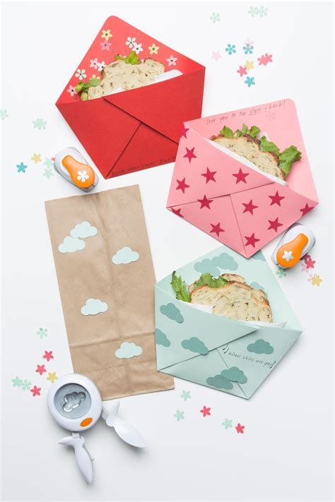 How To Make A Paper Sandwich - fold an origami sandwich pocket for back to school