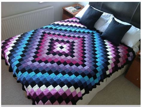 Crochet Patchwork - patchwork crochet free pattern design crochet