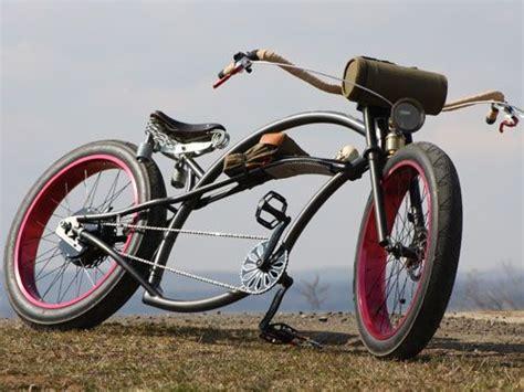 Motorrad Umbau Elektrisch by E Bike Umbau Cruiser Innocence Bikes Fahrr 228 Der