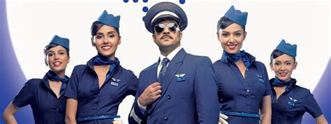 Cabin Crew Indigo by Aviation News