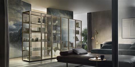 rimadesio armadi rimadesio porte scorrevoli in vetro e alluminio librerie