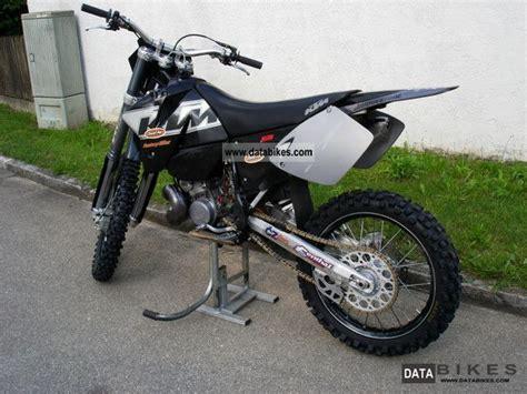 2003 Ktm Sx 250 2003 Ktm Sx 250
