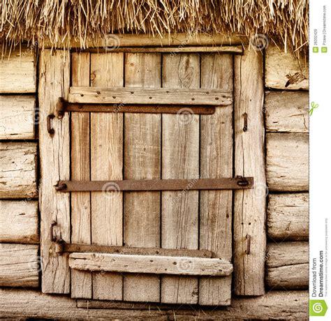 wooden rustic door stock image image  design