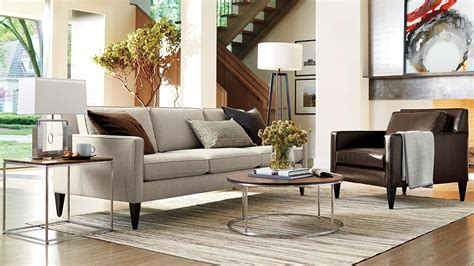 crate and barrel living room ideas about our quality furniture crate and barrel