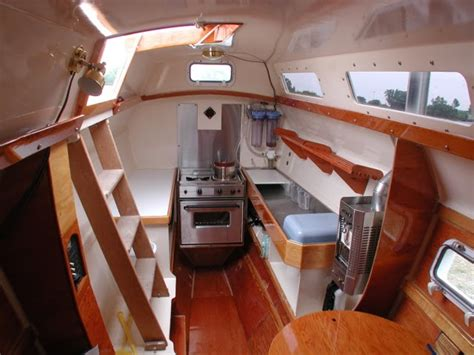 yacht galley layout the boat cool galley