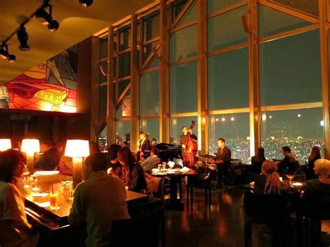 jp new york new york bar at park hyatt tokyo shinjuku tokyoing