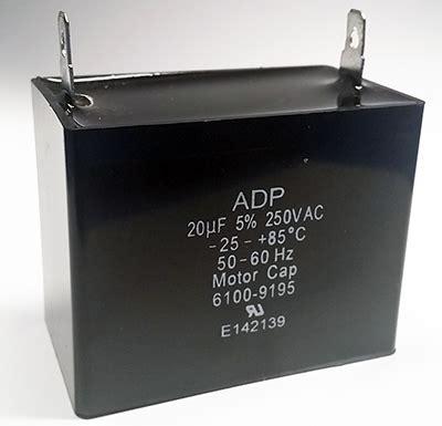 20uf 250vac motor start capacitor motor start capacitors and motor run capacitors