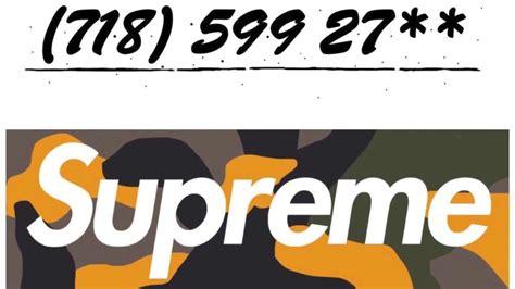 Supreme Stickers Box Logo Original 1 supreme logo