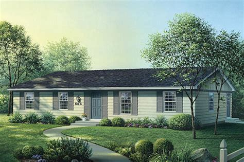 1300 sq ft house ranch style house plan 4 beds 2 baths 1300 sq ft plan 57 532