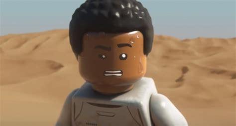 Lego Finn Trooper Starwars lego wars the awakens review diskingdom disney marvel wars toys
