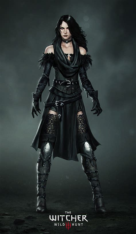 Your Look 3 by Image Tw3 Concept Alternative Look For Yennefer Jpg