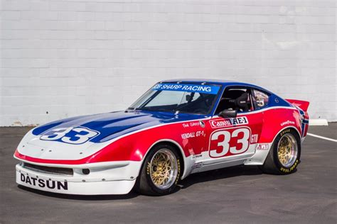datsun race car 1973 datsun 240z race car for sale on bat auctions sold