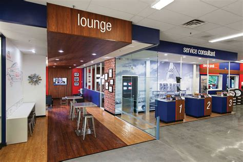 Home Design Customer Service Interior Of New Store Custo Pep Boys Office Photo