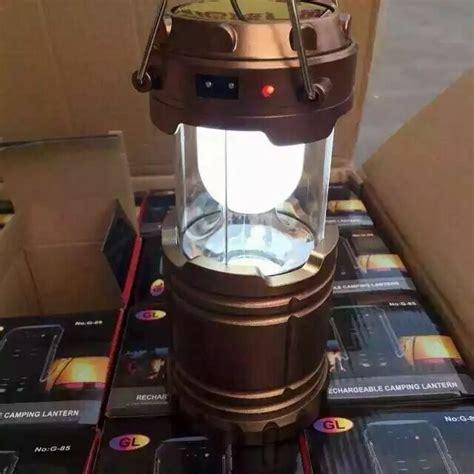 Senter Mini Profesional Tenaga Solar Kinektik lu lantera emergency tenaga solar brown jakartanotebook