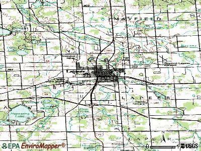 mclaren mb hospital address lapeer michigan mi 48446 profile population maps