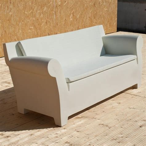 Kartell Sofa by Club Sofa Two Seater Kartell Ambientedirect