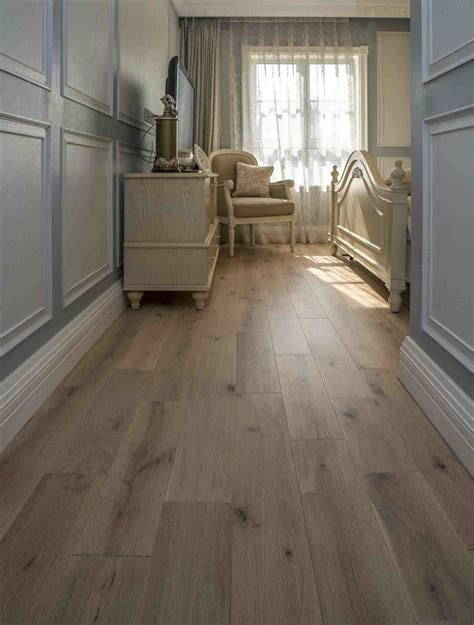 smoked white distressed wood flooring oak white