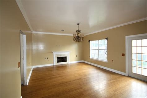 plain room help with plain fireplace wall in living room