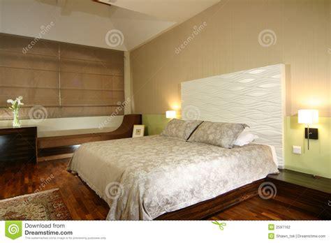 Innenarchitektur Schlafzimmer Stockfotografie Bild