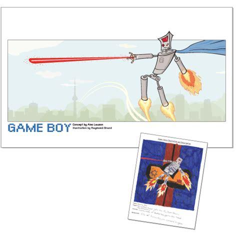 superhero design contest raymond brand graphic design illustration north bay on