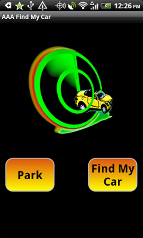 find my android apk aaa find my car free apk android app android freeware