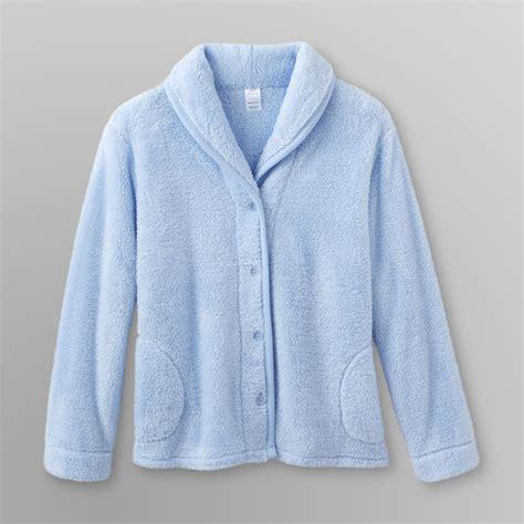 bed jacket jaclyn intimates women s plush bed jacket